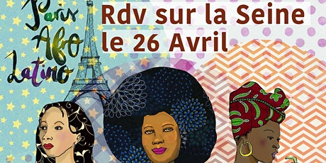 Paris Afro-Latino Brunch Shopping musical @ Péniche Baleine Blanche tickets
