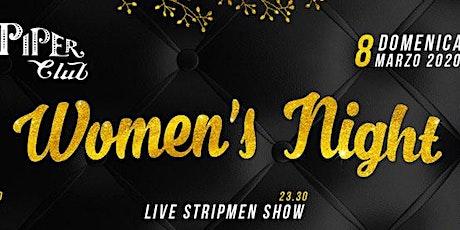 Festa della donna Piper Club 2020 - 8 Marzo tickets