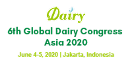 6th Global Dairy Congress Asia 2020 tickets