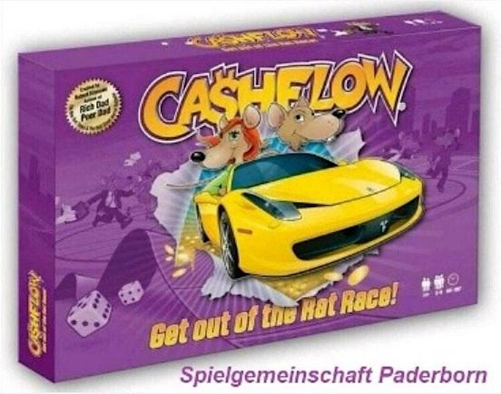 Cashflow Spieleabend: Bild