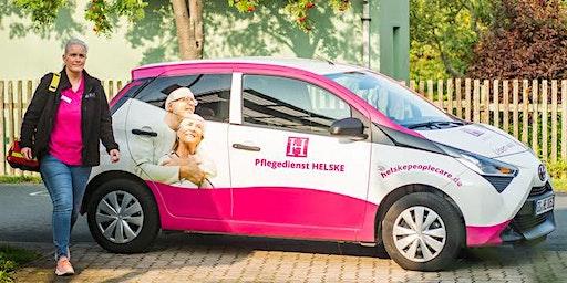 Eröffnungsfeier unseres Pflegedienstes HELSKE Nürnberg