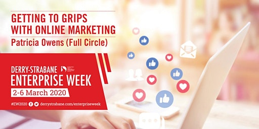 Enterprise Week: Getting To Grips With Online Marketing