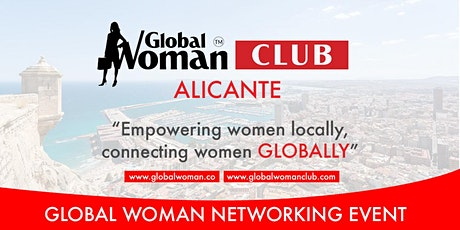GLOBAL WOMAN CLUB ALICANTE: BUSINESS NETWORKING BREAKFAST - AUGUST tickets