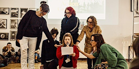 Performance | 12 - a collective writing project and performance tickets