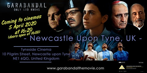 Garabandal, Only God Knows Screening in Newcastle Upon Tyne