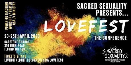 LOVEFEST tickets