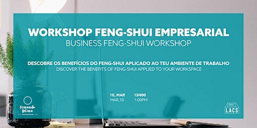 Business Feng-Shui: Inspire-se no seu ambiente de trabalho