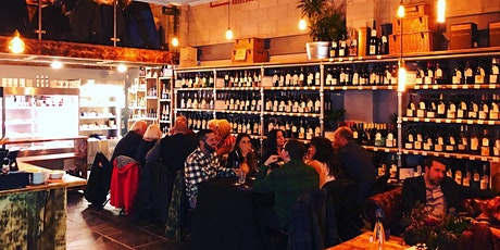 Globe Trotting Menu at The Old Garage Wine + Deli with Philleigh Way tickets
