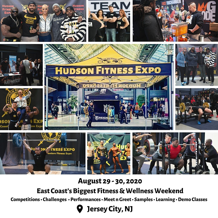 Hudson Fit Expo image