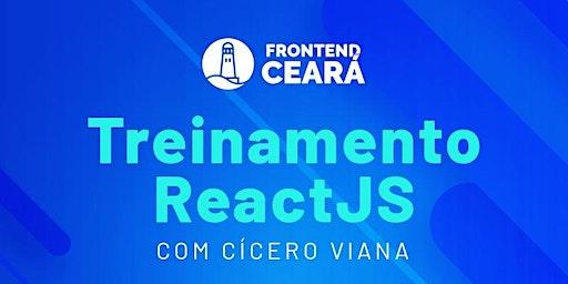 Treinamento de React JS - Front-End CE