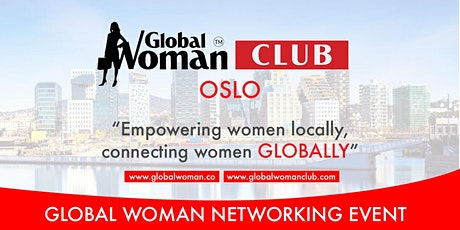 GLOBAL WOMAN CLUB OSLO: BUSINESS NETWORKING BREAKFAST - AUGUST tickets