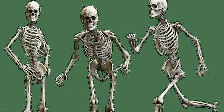 """Themabijeenkomst """"Met je skelet op pad"""" tickets"""