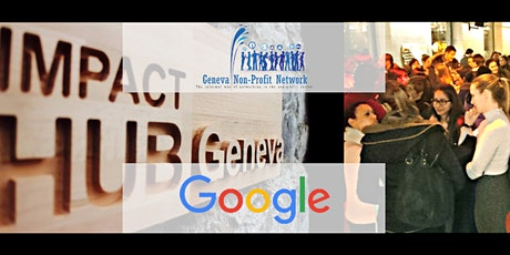 Google.org - 10 March 2020 - Impact Hub, Geneva billets