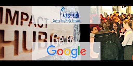 Google.org - 10 March 2020 - Impact Hub, Geneva