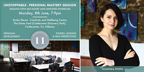 Unstoppable - Personal Mastery Session | Self-doubt and imposter syndrome tickets