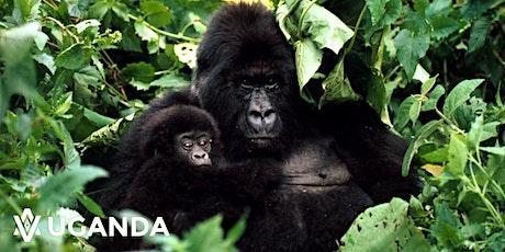 Conferencia viajera gratuita: Descubre Uganda y sus Gorilas entradas