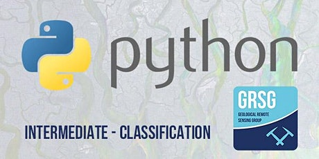 Geospatial Python for Image Classification, Intermediate Level tickets