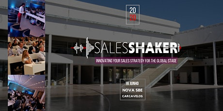 SALES SHAKER 2020 na NOVA SBE tickets