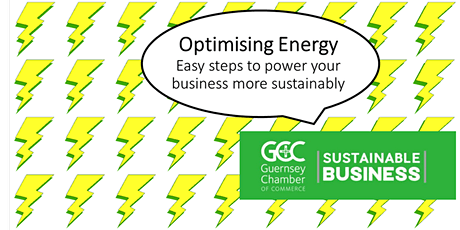 Optimising Energy: Easy steps to power your business more sustainably tickets