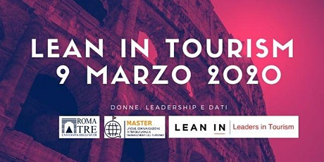 Lean in Tourism: donne, leadership e dati biglietti