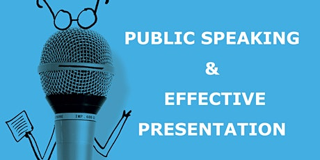 Effective Presentations & Public Speaking tickets