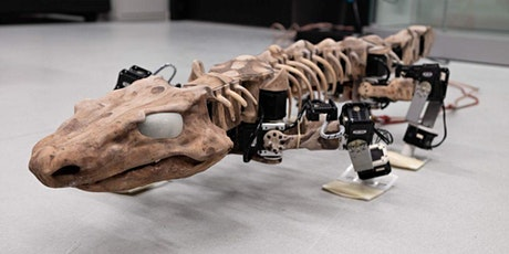 Biomechanical models and simulations of how early dinosaurs moved. tickets
