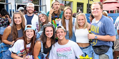 I Love the 90's Bash Bar Crawl - Cincinnati tickets