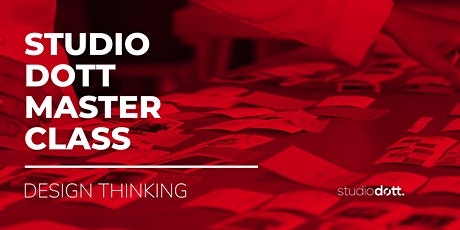 Masterclass Design Thinking tickets