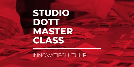 Masterclass Innovatiecultuur tickets