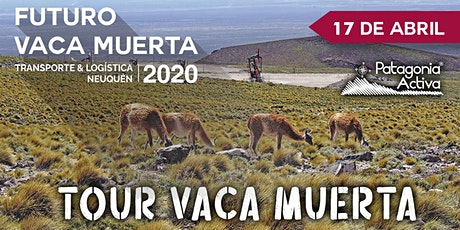 Tour Vaca Muerta 2020 tickets