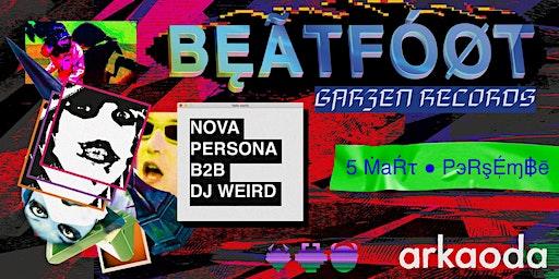 BĘÃTFÓØT (DJ Set)
