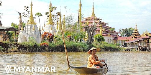Conferencia viajera gratuita: Descubre Myanmar
