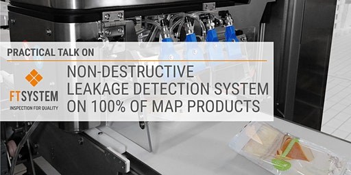 NON-DESTRUTIVE LEAKAGE DETECTION SYSTEM ON 100% OF MAP PRODUCTS