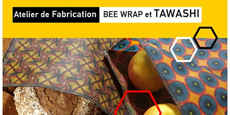 BROCANTE DE PRINTEMPS // Atelier de Fabrication de BEE WRAP et TAWASHI billets