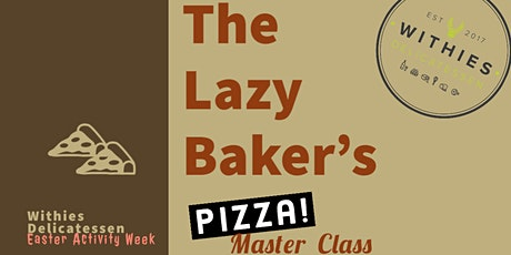 Easter Activity Week - Pizza! tickets