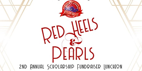 2020 Red Heels and Pearls Scholarship Cruise tickets