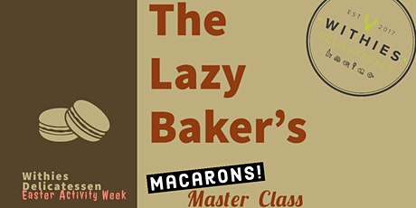 Easter Activity Week - Macarons! tickets