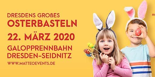 Dresdens großes Osterbasteln