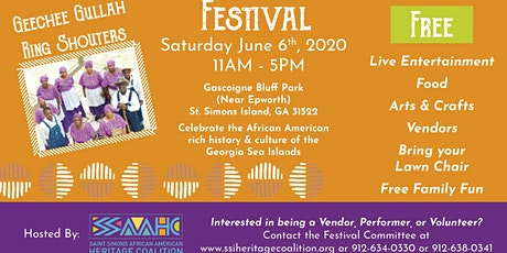 43rd Georgia Sea Islands Festival tickets