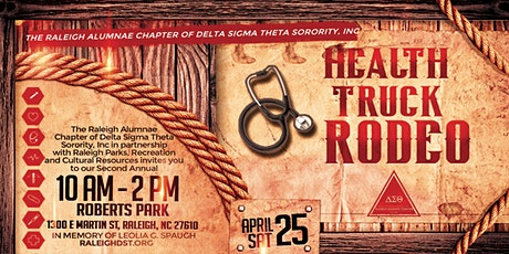 Health Truck Rodeo - Raleigh Chapter of DST Sorori tickets