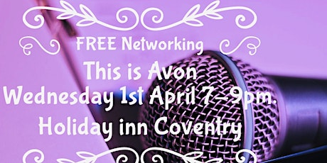 This is Avon Networking Event tickets