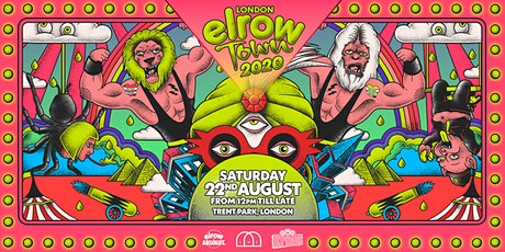 elrow Town London 2021 tickets