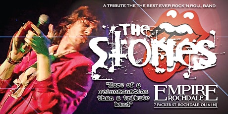 THE STONES - Uk's best Rolling Stones tribute band tickets
