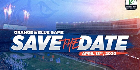 Pike Orange and Blue Weekend 2020 tickets