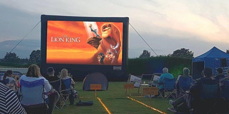 Lion King (1994)  Outdoor Cinema Experience at Haydock Racecourse tickets