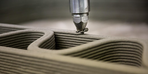 3D Concrete Printing for Construction : Demo