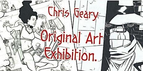 Comic Art Celebration & Call for Resident Artist tickets
