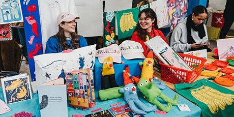 DIY Christmas Art Market Online tickets