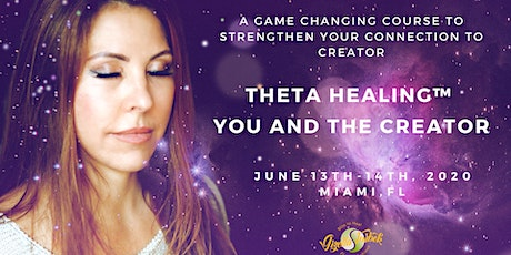 Theta Healing®: You and Creator  tickets