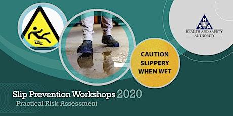 Slip Prevention Workshops 2020 - Cork tickets
